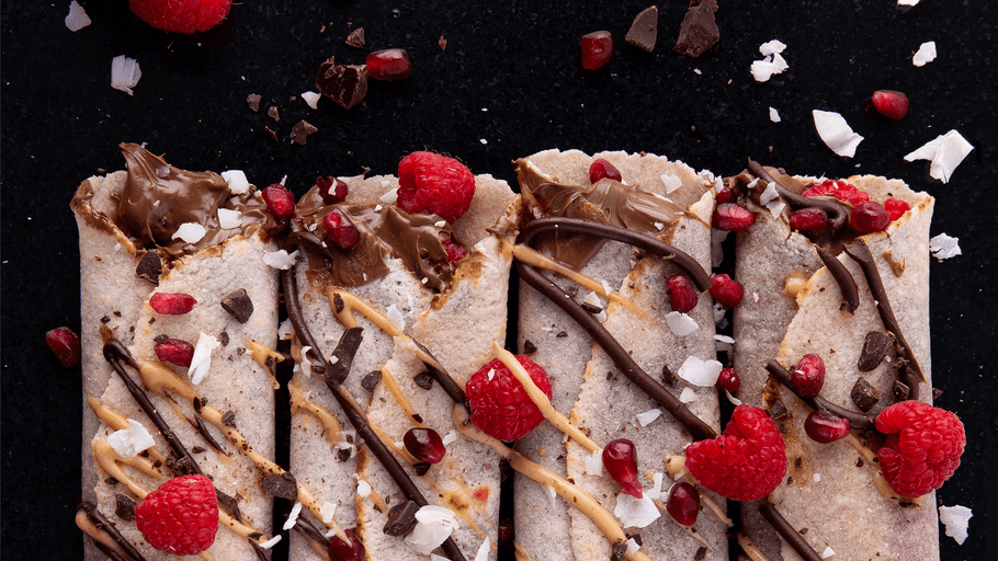 Tortillas Aren't Just for Tacos! Gluten-Free Desserts You Can Make With Tortillas