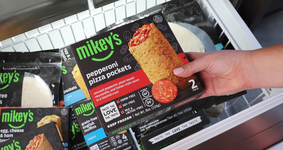 The FDA Is Temporarily Relaxing Food Labeling Rules—But Mikey's Will Always Be Transparent