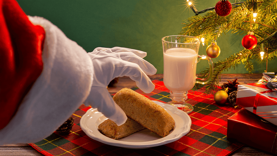 7 Reasons You Should Leave Santa a Mikey's Pizza Pocket Instead of Cookies