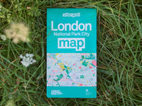 London National Park City Map