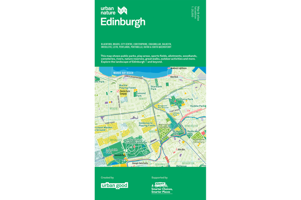 Edinburgh Urban Nature Map