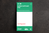 London north east map - COMING SOON