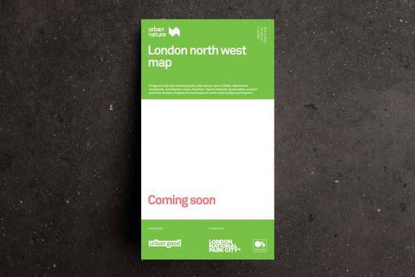 London north west map - COMING SOON