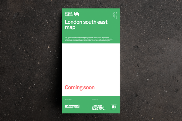London south east map - COMING SOON