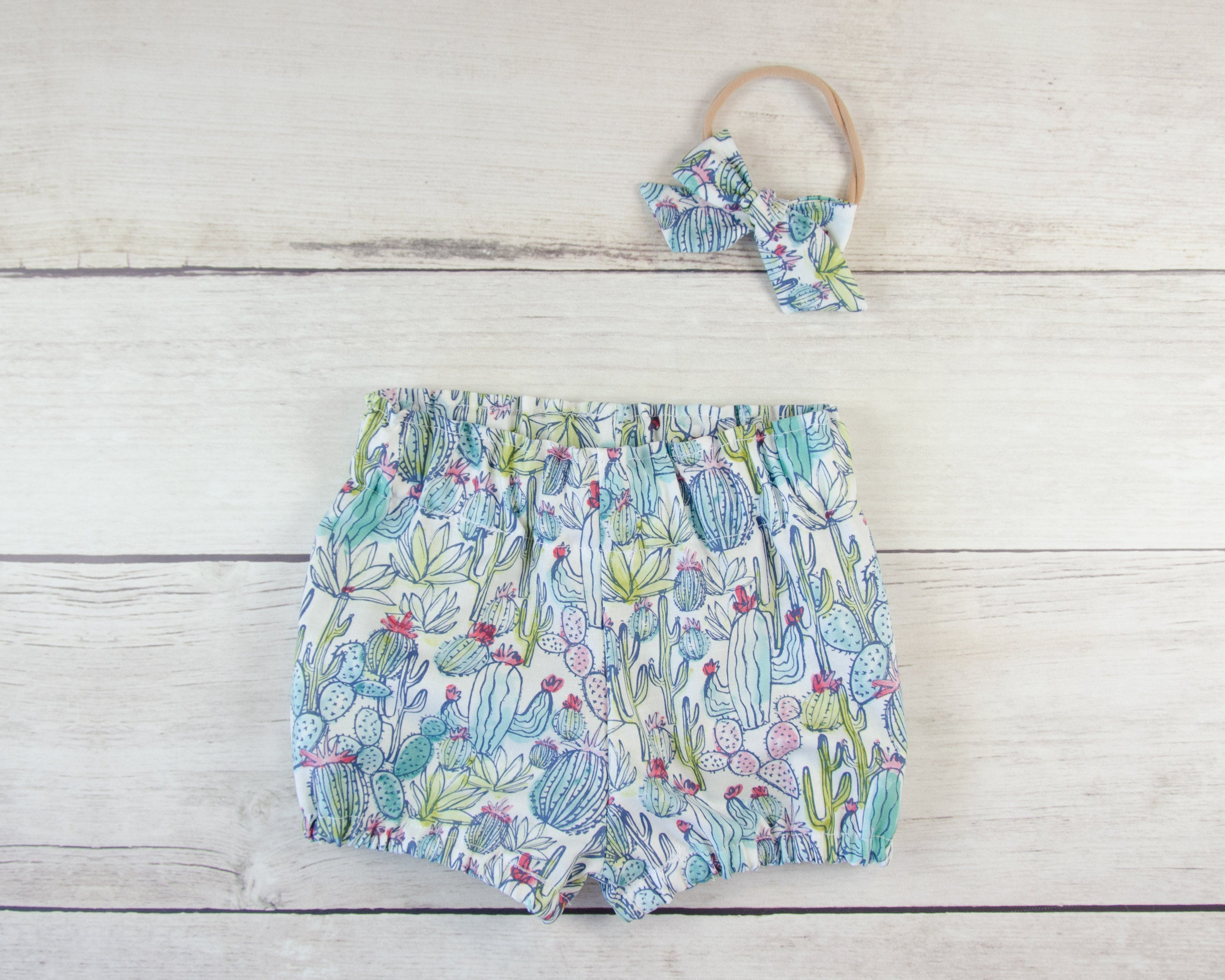 Cactus Baby Toddler Bloomers, Skirt or Pants
