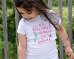 Fitted Mermaid Toddler T-Shirt