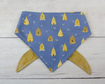 Bumble Bee Dog Bandana
