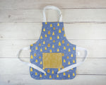 Bumble Bees Theme Toddler Apron