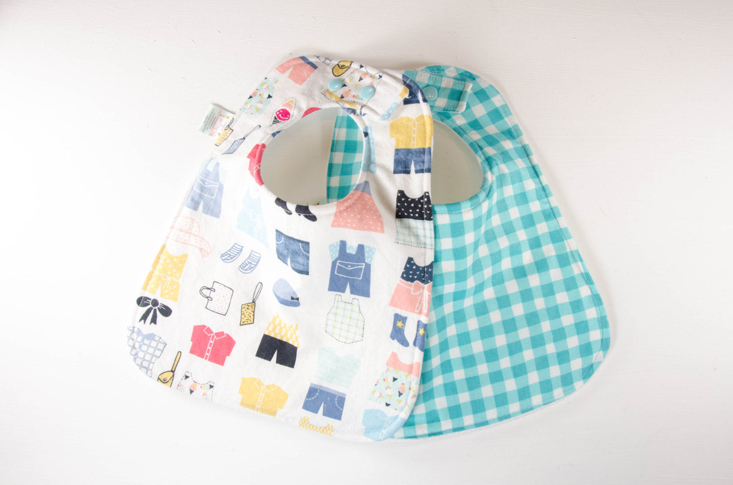 Little Outfits Baby Bib Set