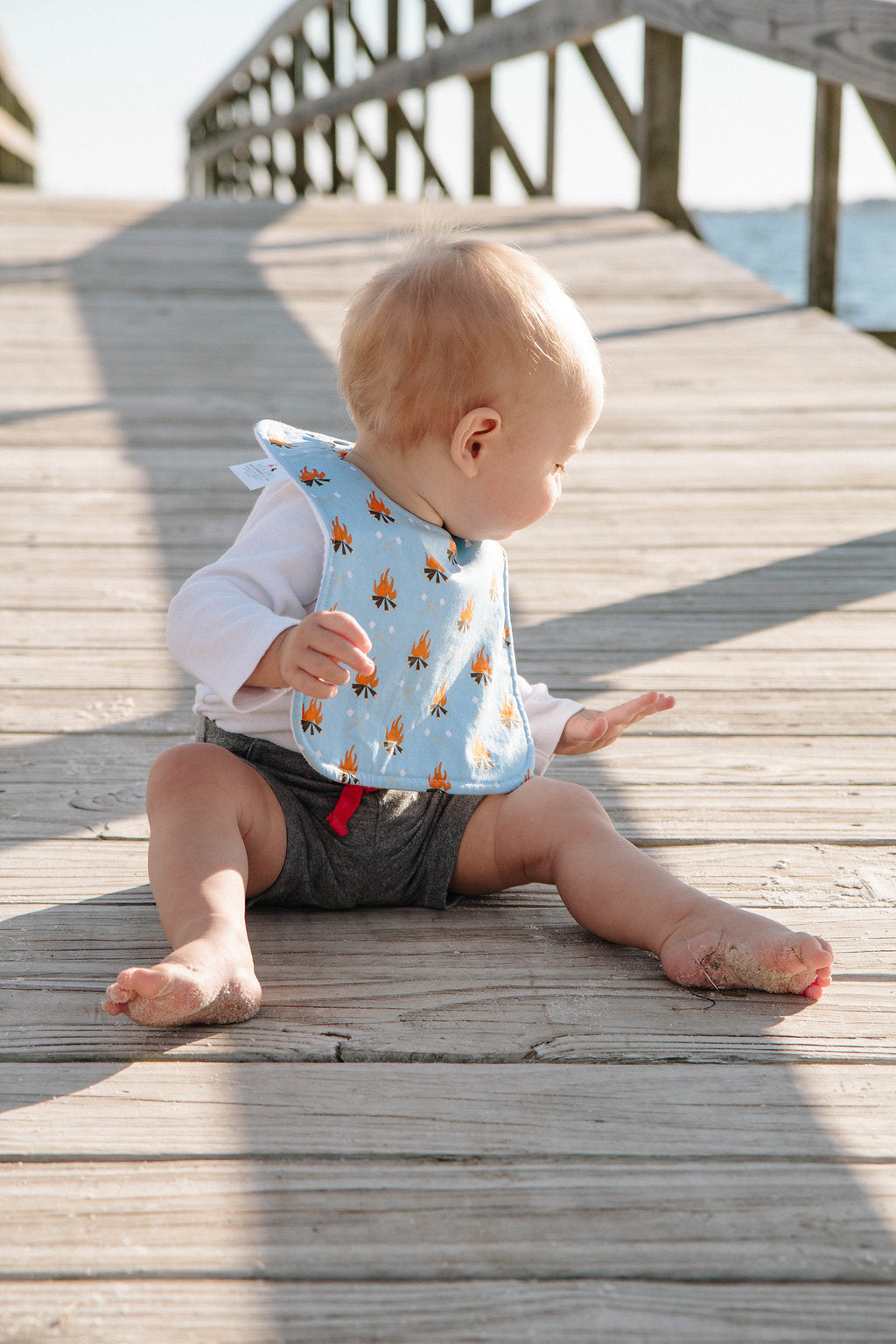 Explore the Outdoors Collection Baby Bibs