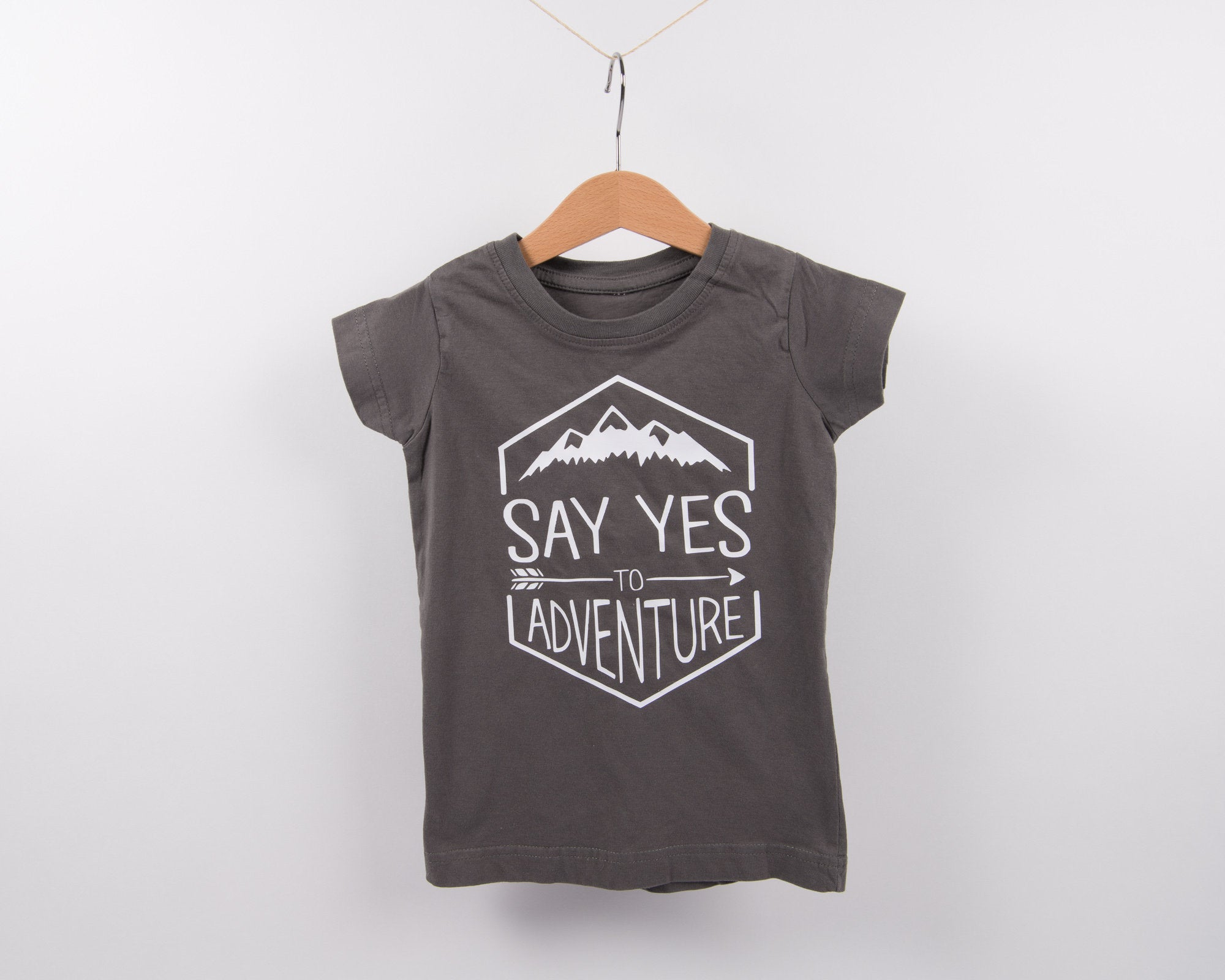 Fitted Adventure Toddler T-Shirt