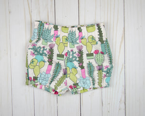 Cactus Baby Toddler Bloomers or Skirt