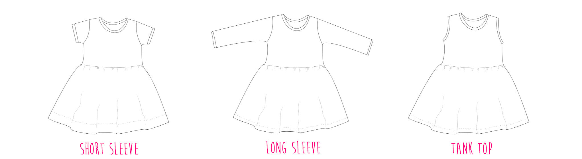 Llamas Twirl Dress Baby Toddler