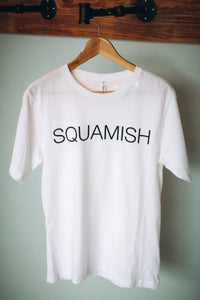 Squamish T-shirt - White
