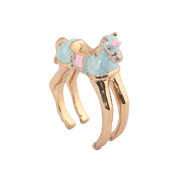 Magical Unicorn Ring