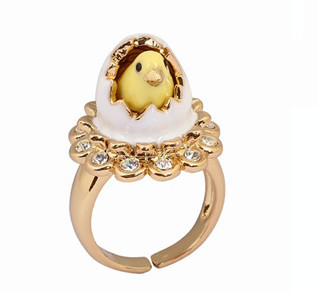 Primavera Bird Ring