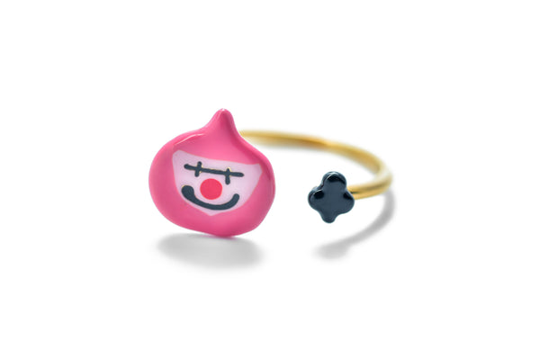 Heart Poker Ring