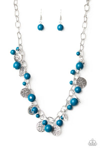 Guru Garden - Blue Paparazzi Jewelry Necklace