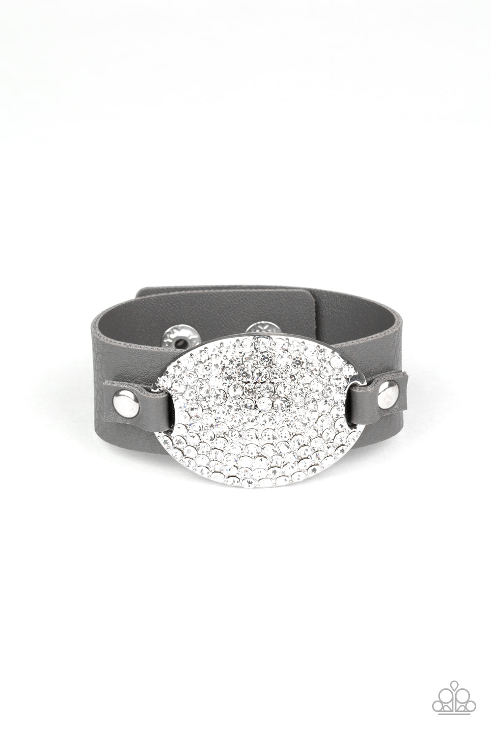 Better Recognize - Silver Paparazzi Jewelry Bracelet