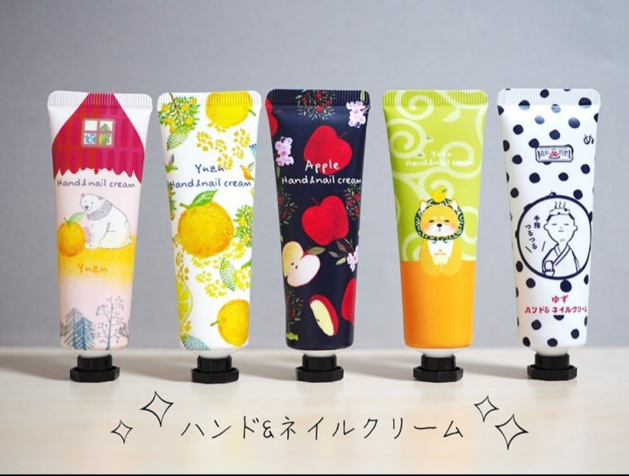 ((FREE GIFT WRAPPING)) HONYARADOH AW Limited Edition- Special Edition Hand & Nail Cream (40g)