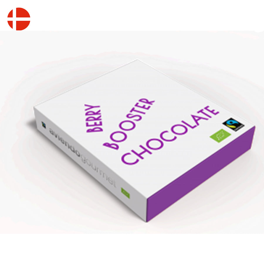 AVIENDO Gourmet Berry Booster Chocolate - Lifecode Boutique