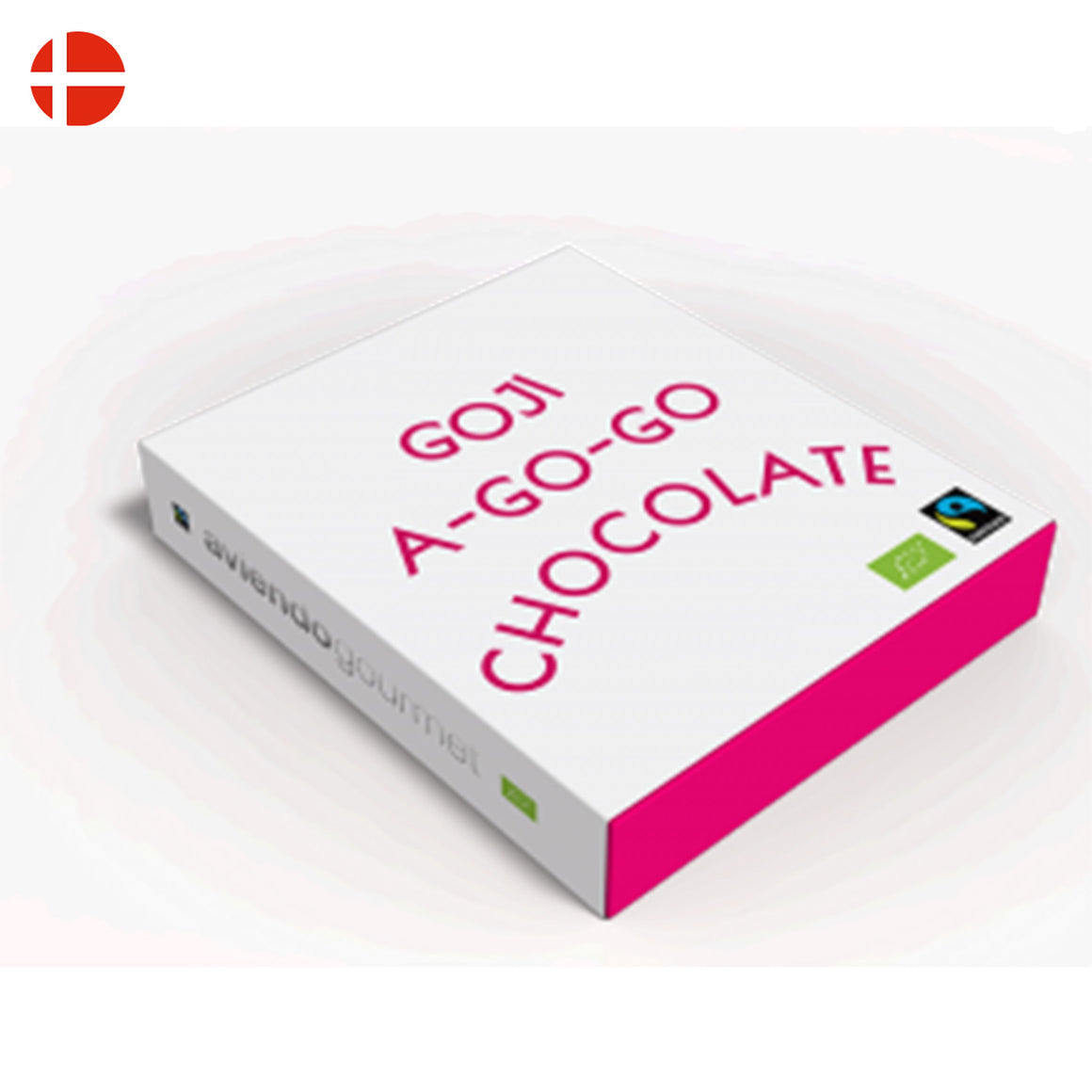 AVIENDO Gourmet Goji a-Go-Go Chocolate - Lifecode Boutique
