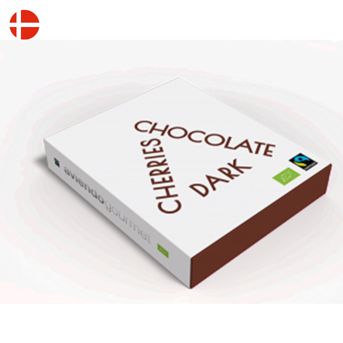 AVIENDO Cherries Dark Chocolate - Lifecode Boutique