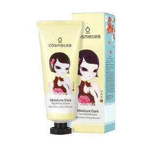COSMETEA Moisture Care Tea Hand Cream - Lifecode Boutique