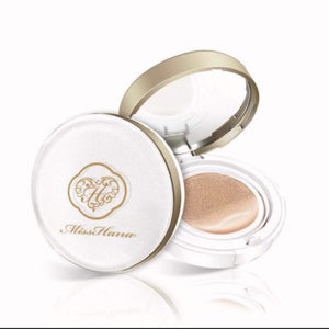 (($1 Sale)) Miss Hana Radiant Cushion Compact Foundation No. 2 (15g) - Exp. 2018.09.22