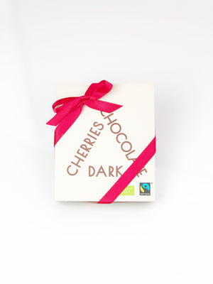 AVIENDO Cherries Dark Chocolate