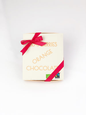 AVIENDO Cranberries Orange Chocolate