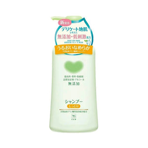 COW Mutenka Additive Free Shampoo (500ml) - 2 types