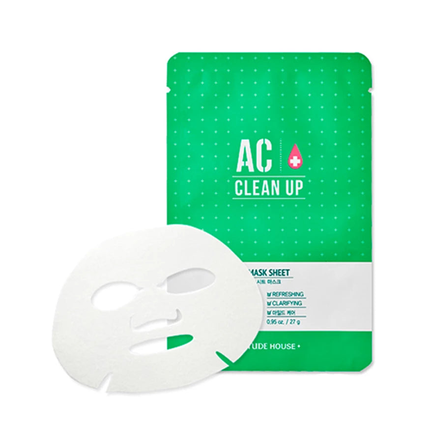 ETUDE HOUSE AC Clean Up Mask Sheet - Lifecode Boutique