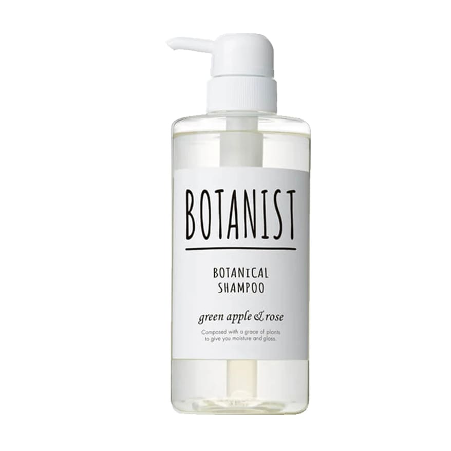 BOTANIST Botanical Shampoo (490ml) -Moist/Smooth/Damage Care/Scalp - Lifecode Boutique