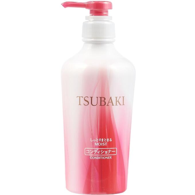 SHISEIDO TSUBAKI Moist Shampoo/Conditioner