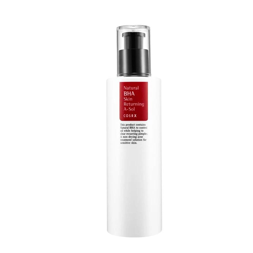 COSRX Natural BHA Skin Returning A-Sol (100ml) - Lifecode Boutique