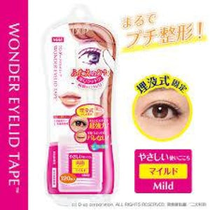 D-UP Eyelid Tape (Extra/ Mild/ Point/ Single) - Lifecode Boutique