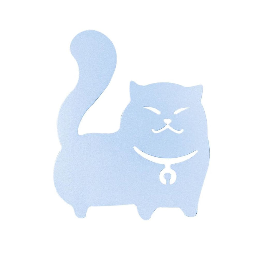 Desk+1 Persian Cat Bookmark - Blue - Lifecode Boutique