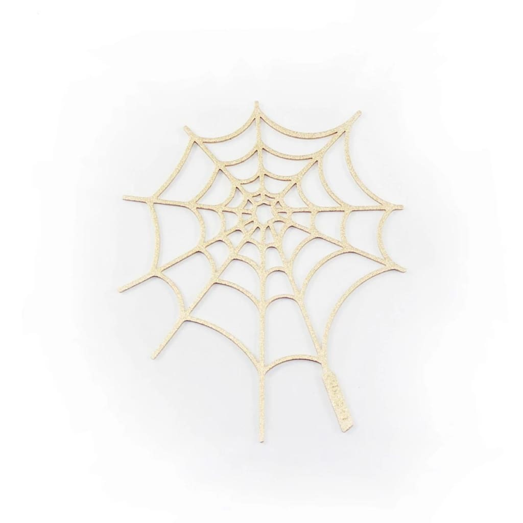 Desk+1 Spider Web Bookmark (Black/Gold) - Lifecode Boutique
