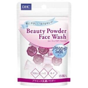 DHC Beauty Powder Face Wash-Pink (15 pcs/pack) - Lifecode Boutique