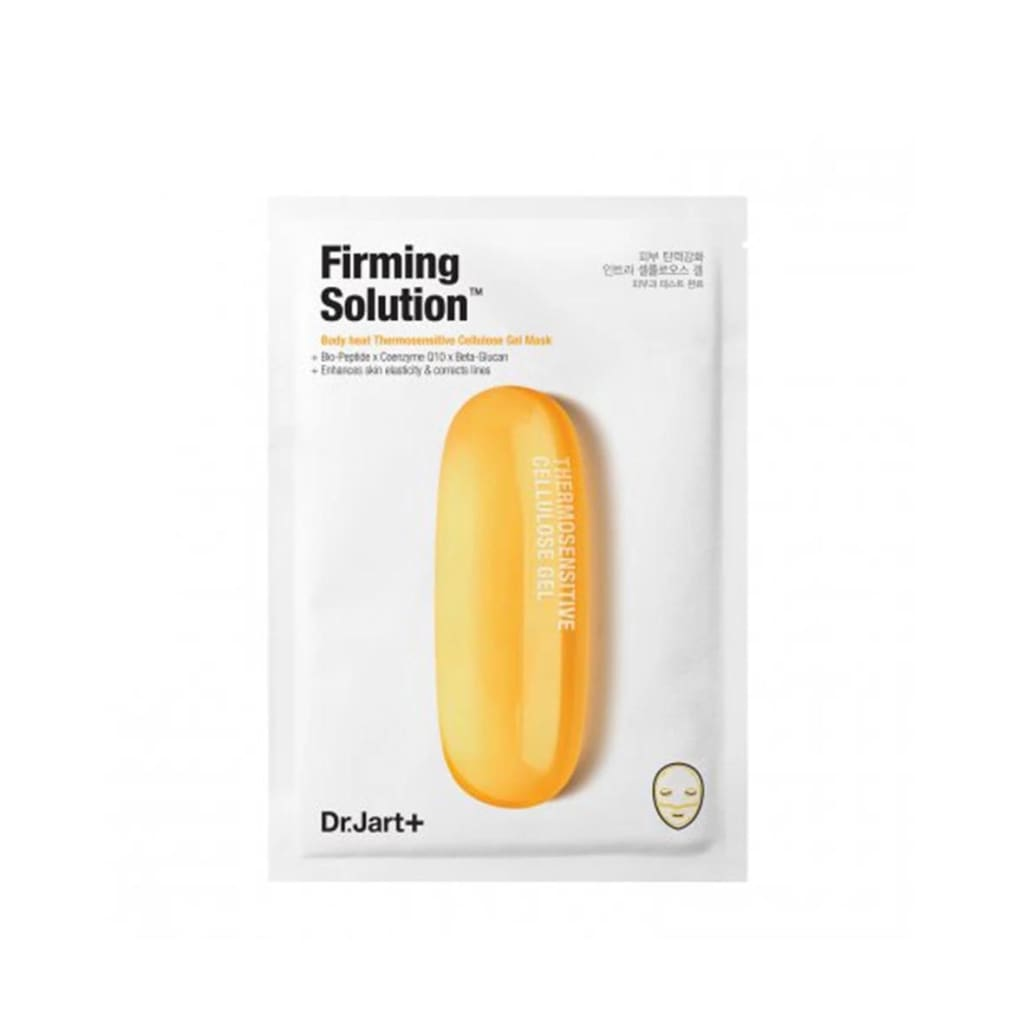 DR. JART Firming Solution Mask (5pcs/box) - Lifecode Boutique