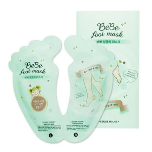 ETUDE HOUSE BeBe Foot Mask 足部專用去角質膜 (1 pair) - Lifecode Boutique