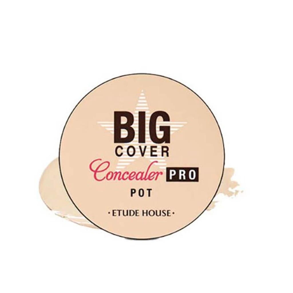 ETUDE HOUSE  Big Cover Pot Concealer Pro (4g) - Lifecode Boutique