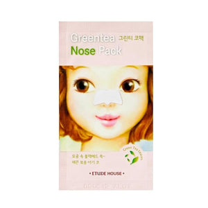 ETUDE HOUSE Green Tea Nose Patch - Lifecode Boutique