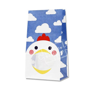 HEIKO ANIMAL PAPER BAGS - CHICK - 50 SHEET - Lifecode Boutique