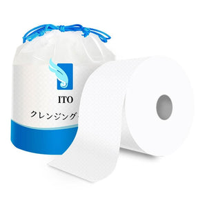 ITO Facial Cotton Towel Roll (80 Sheets) - Life & Style
