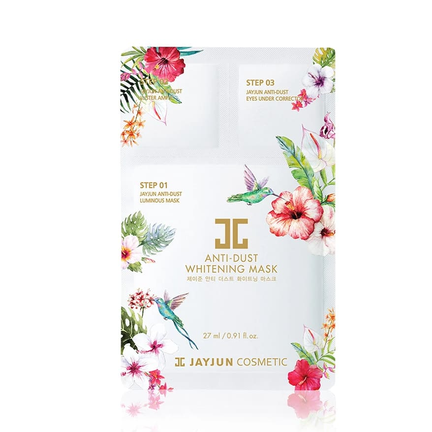 JAYJUN Anti-Dust Brightening Mask (10pc/box) - Lifecode Boutique