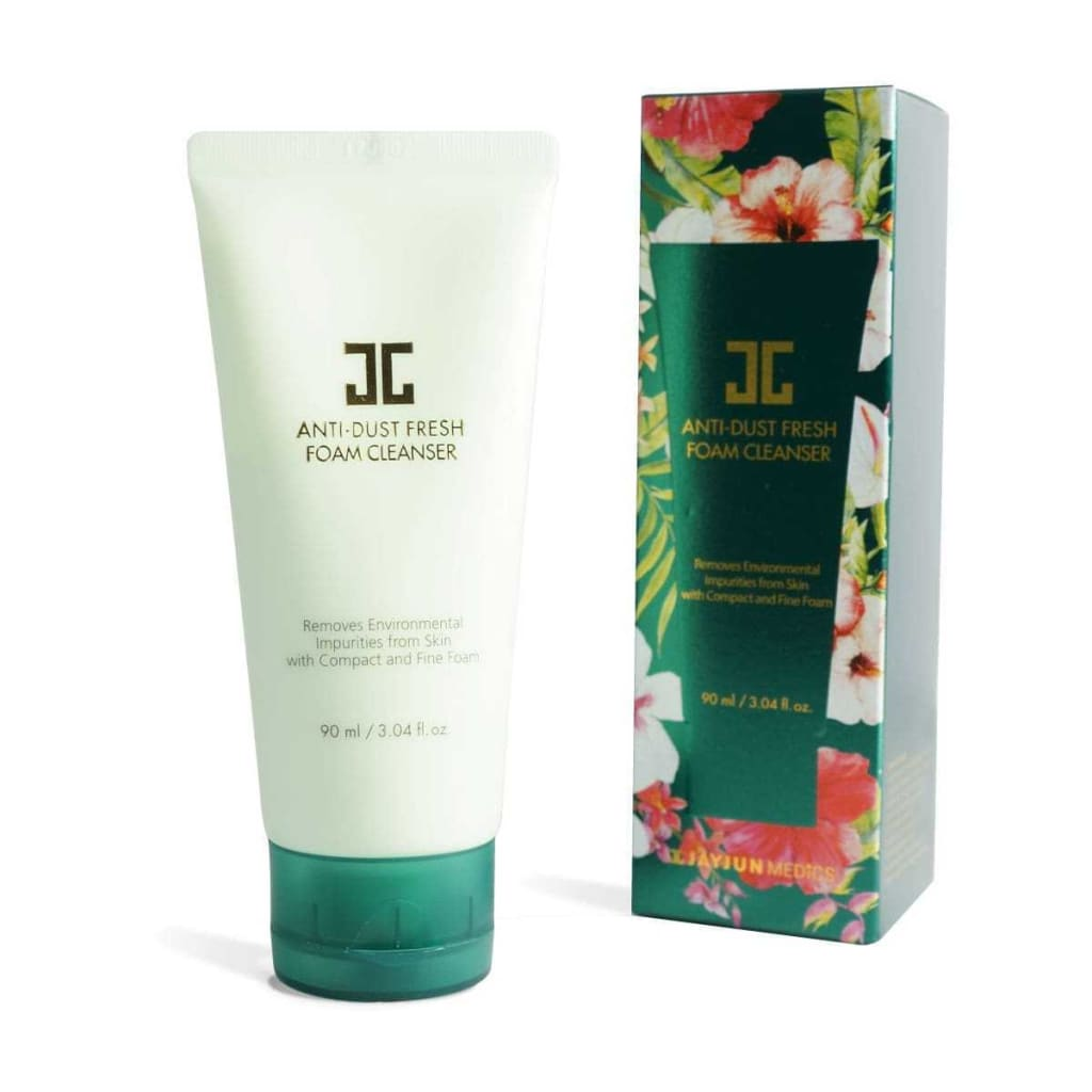 JAYJUN Anti-dust Fresh Foam Cleanser (90ml) - Lifecode Boutique