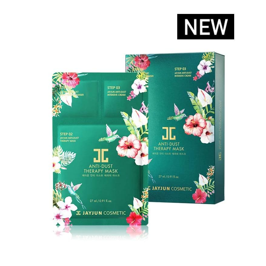 JAYJUN Anti-dust Therapy Mask  (box) - Lifecode Boutique