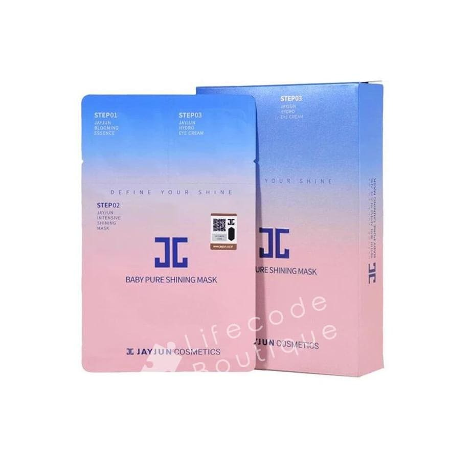 JAYJUN Baby Pure Shining Mask (10pcs/box) - Lifecode Boutique